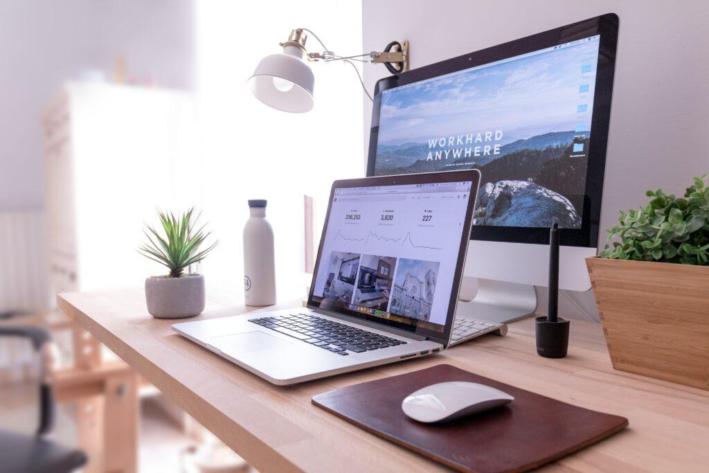 Digitales Marketing Online Marketing laptop pc internet innovation